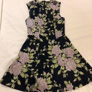 Rag and bone floral patterned dress